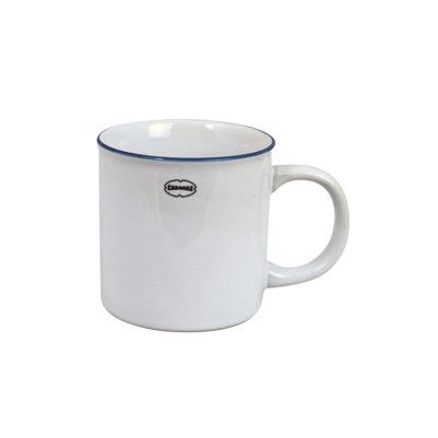 Cabanaz Coffee Mug Classic White