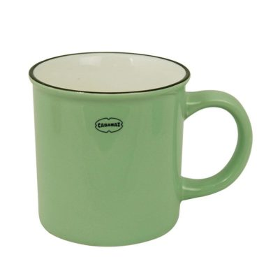 Cabanaz Koffiemok Vintage Green