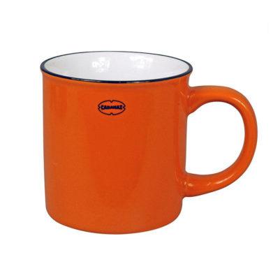 Cabanaz Coffee Mug Funky Orange
