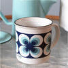 Cabanaz Coffee Mug Ramona Blue