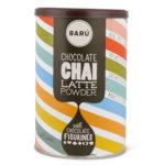 Baru Chocolate chai latte