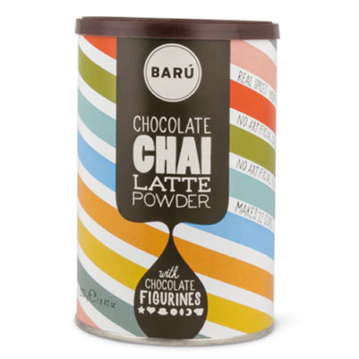 Baru Chocolate chai latte
