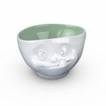 Tassen Schaal Tasty groene binnenkant