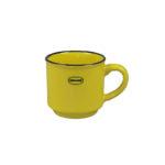 Cabanaz Espressokopje Sunny Yellow
