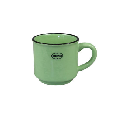 Cabanaz Espressokopje Vintage Green
