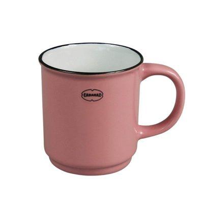 Cabanaz Koffiekopje Cinnamon Pink