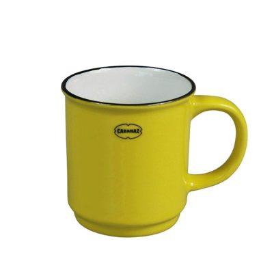 Cabanaz Koffiekopje Sunny Yellow