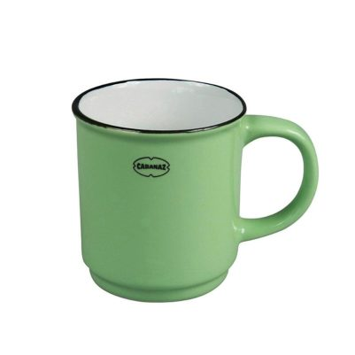 Cabanaz Koffiekopje Vintage Green