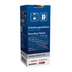 Bosch-Siemens Ontkalkingstabletten