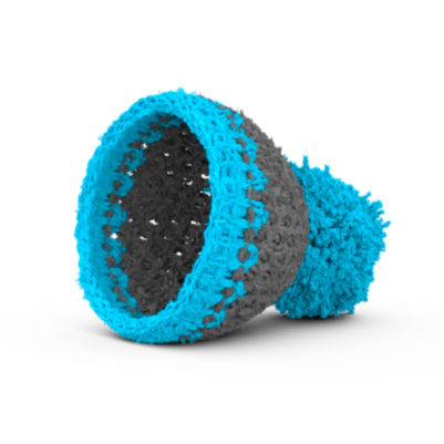 Tassen Eiermutsje Turquoise