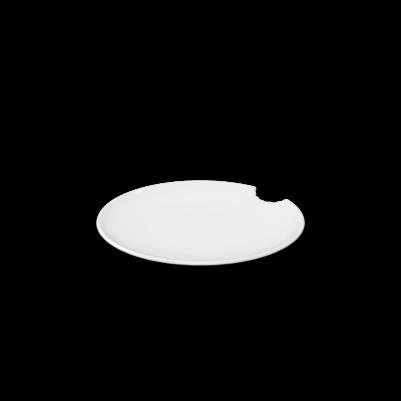 Tassen Gebakbordje met hap