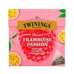 Twinings Groene Thee Framboos Passievrucht