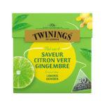 Twinings Groene Thee Limoen Gember