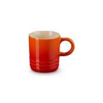 Le Creuset Espressokopje Oranjerood