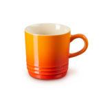 Le Creuset Koffiekop Oranjerood