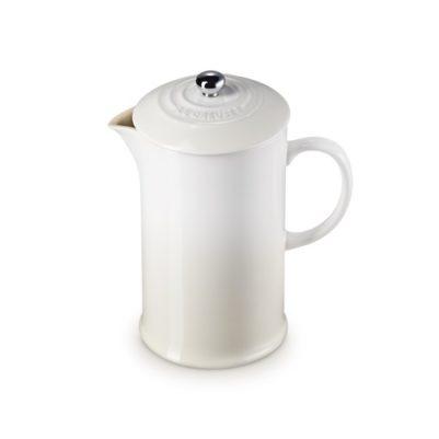 Le Creuset Cafetiere Meringue