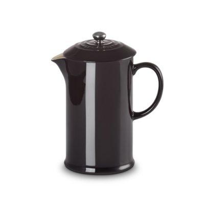 Le Creuset Cafetiere Ebben zwart