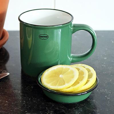 Cabanaz Coffee Mug Pine Green