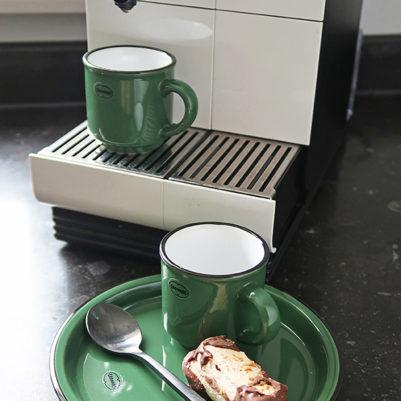 Cabanaz Espressokopje Pine Green